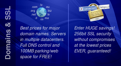 Domains and SSL