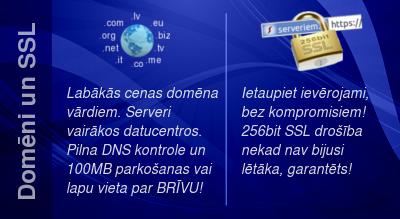 Domēni un SSL